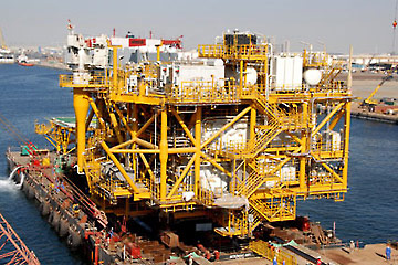 Pearl GTL –Topsides, Qatar Petroleum and Shell